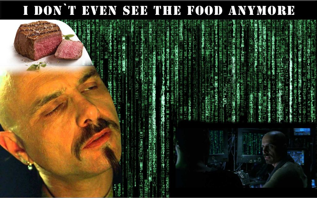 The Matrix- Meet Joe Pantoliano- Cypher