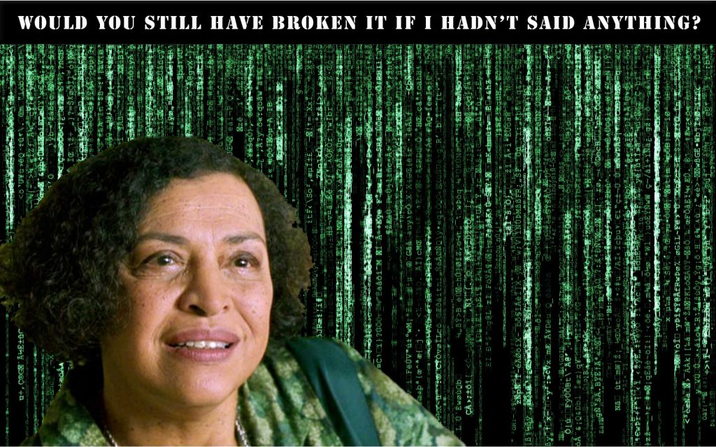 The Matrix Meet the Oracle