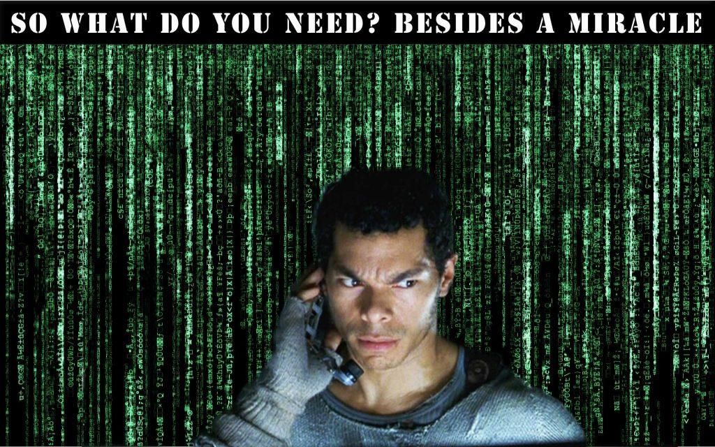 The Matrix Meet Tank