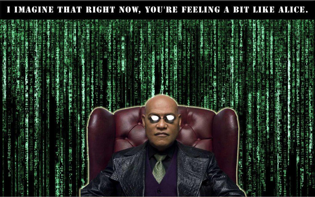 The Matrix Meet Morpheus