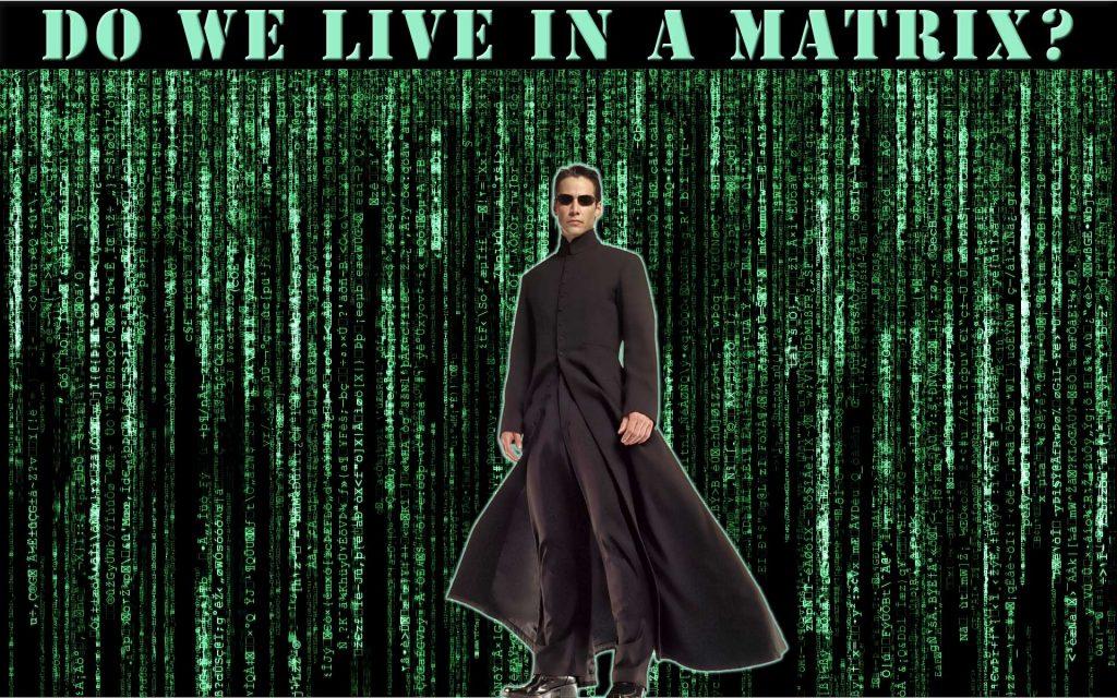 The Matrix Meet Neo